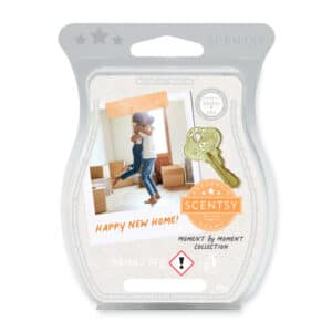 Happy New Home - Moment by Moment Scentsy Wax Collection