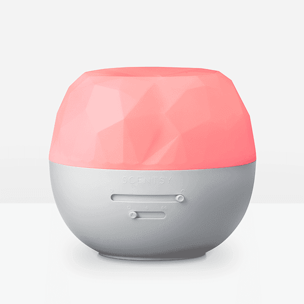 Pink Jeweled Scentsy Deluxe Diffuser