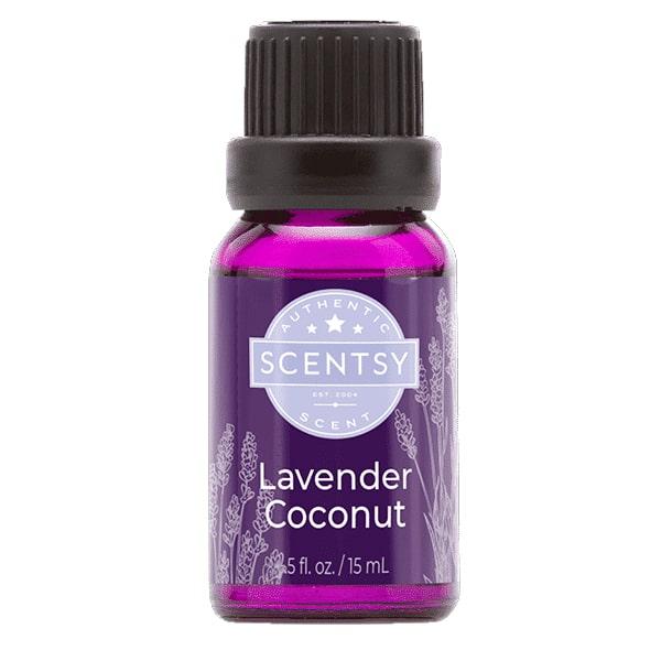 Lavender Coconut Natural Scentsy Oil