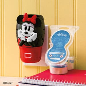Minnie Mouse – Scentsy Wall Fan Diffuser
