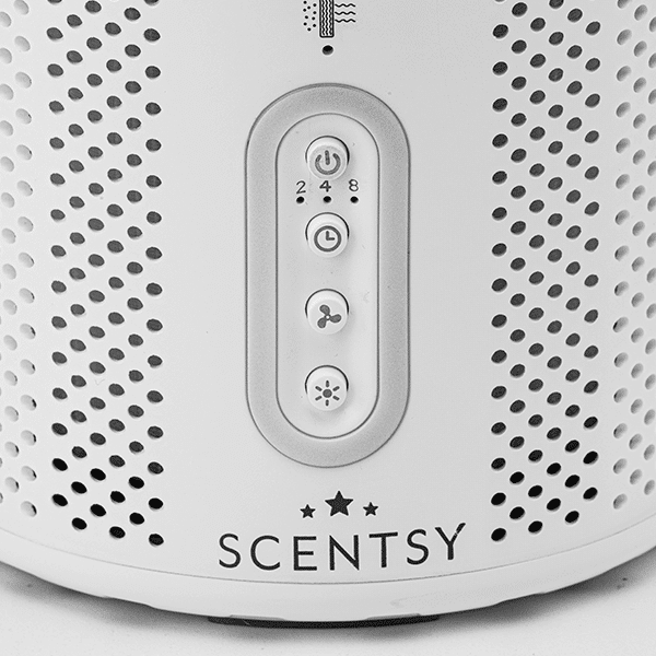 Scentsy Air Purifier Close Up