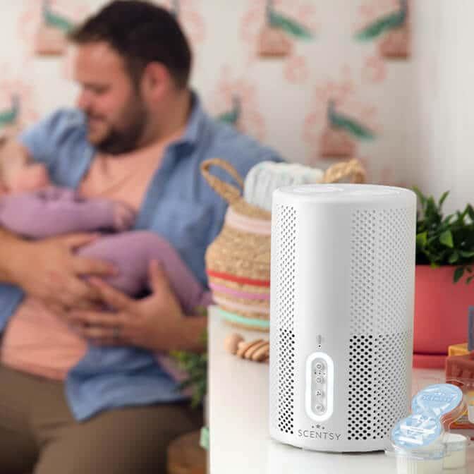 Scentsy Air Purifier Nursery