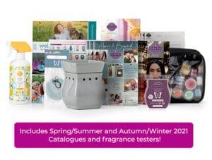 Scentsy UK Host Transition 2021 Starter Kit