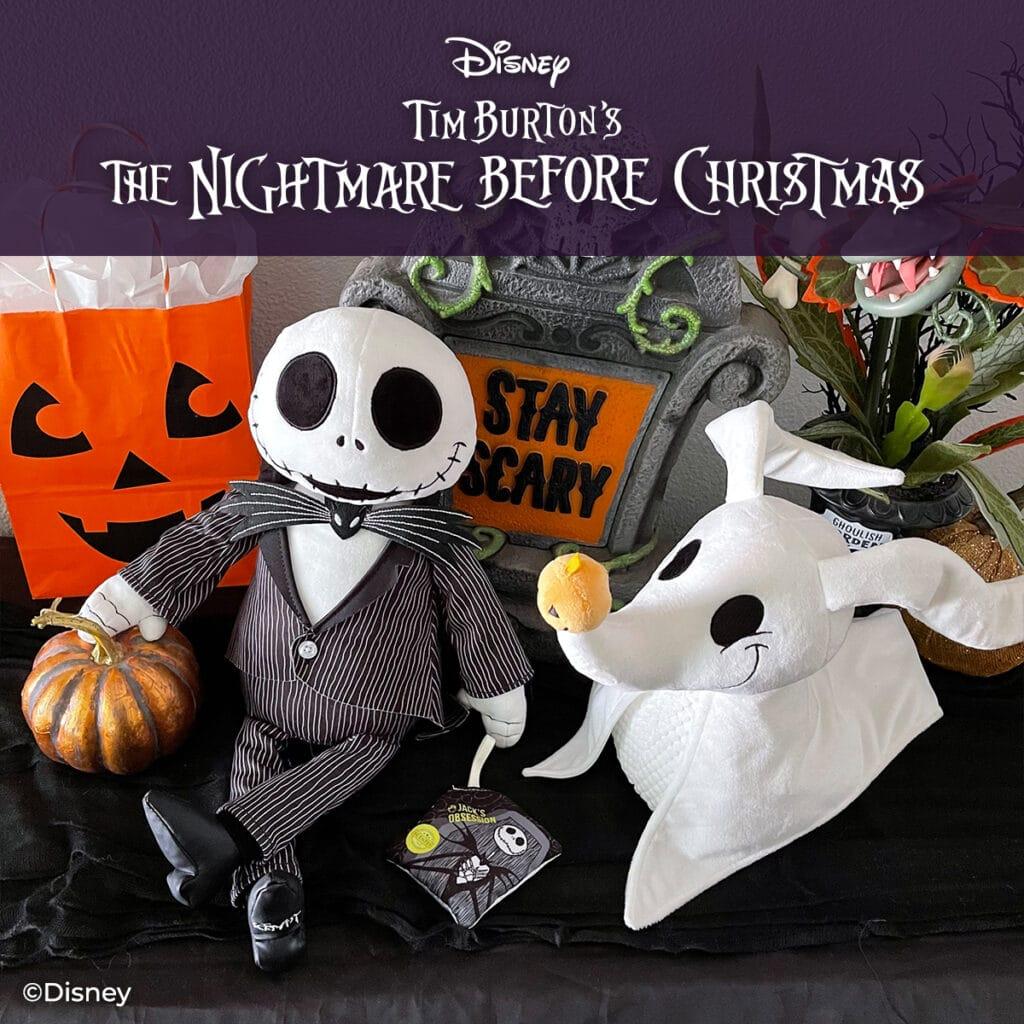 Tim Burtons The Nightmare Before Christmas Scentsy UK Buddies