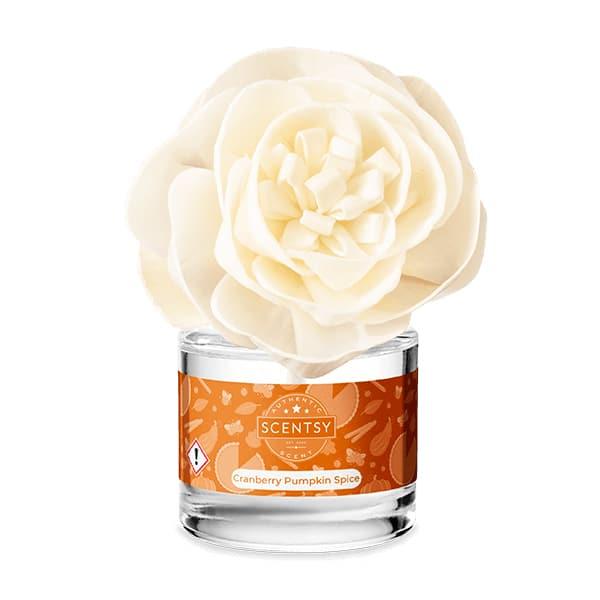 Buttercup Belle Fragrance Flower - Cranberry Pumpkin Spice