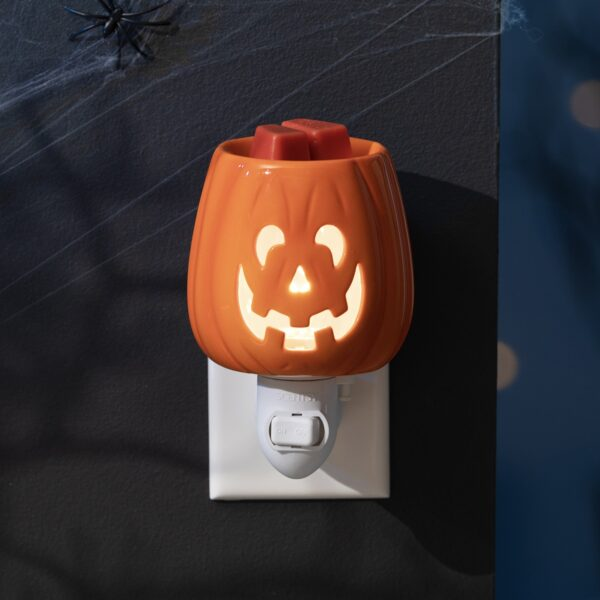 Cut it Out Scentsy Plugin Mini Warmer Styled