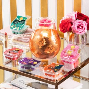 Glamorous You Scentsy Collection Styled