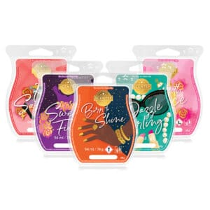 Glamorous You Scentsy Wax Collection