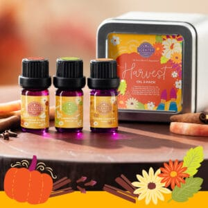 Harvest Scentsy Oil 3-Pack Styled