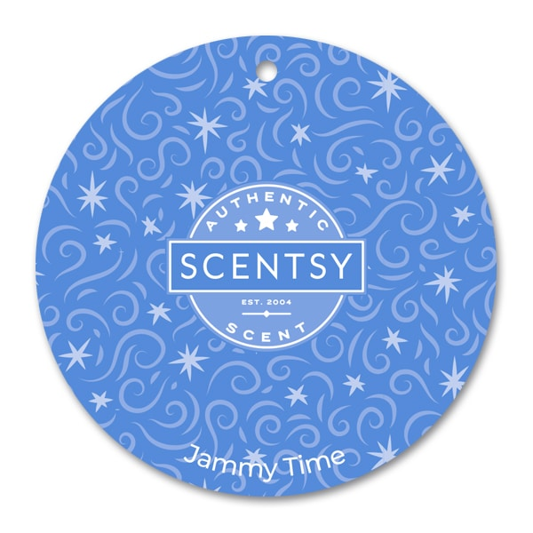Jammy Time Scent Circle