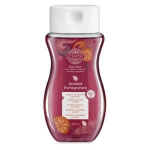 Jeweled Pomegranate Body Wash