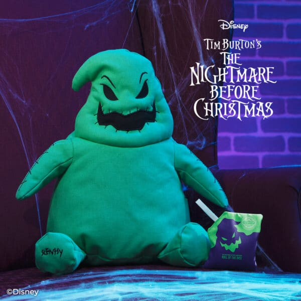 Oogie Boogie – Scentsy Buddy + The Nightmare Before Christmas: Roll of the Dice – Scent Pak 16″ tall