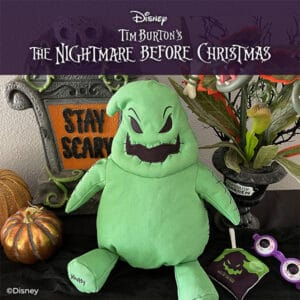 Oogie Boogie Scentsy Buddy with Roll of the Dice Scent Pak