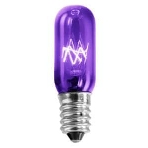 Scentsy 15 Watt Light Bulb - Purple
