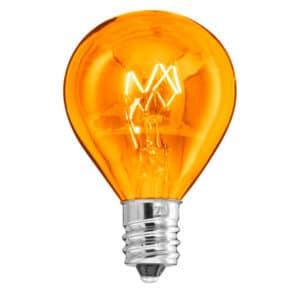 Scentsy 20 Watt Light Bulb - Orange