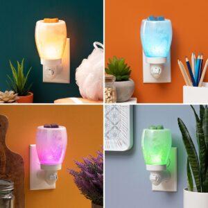 Scentsy UK Coloured Bulbs