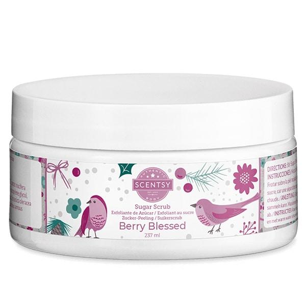 Berry Blessed Sugar Scrub