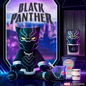 Black Panther All in One Scentsy Bundle | Marvel Universe