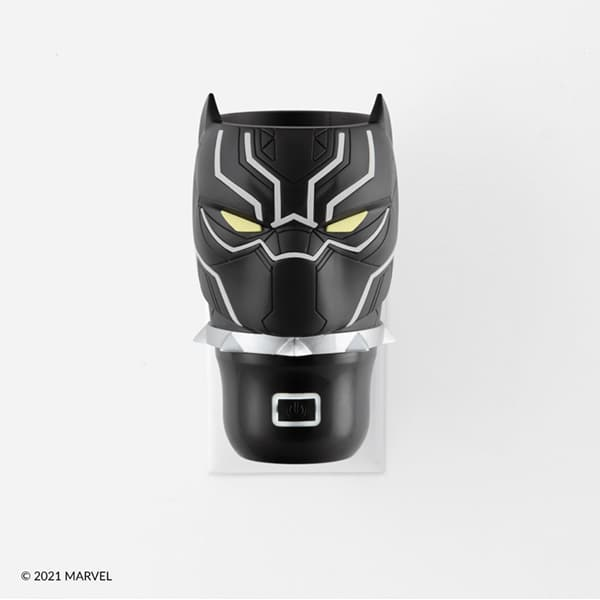 Black Panther Scentsy Wall Fan Diffuser