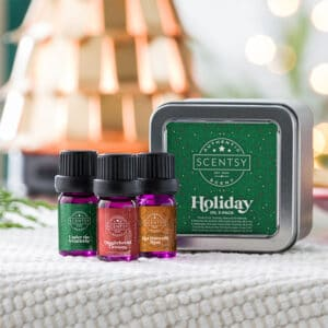 Holiday Oil