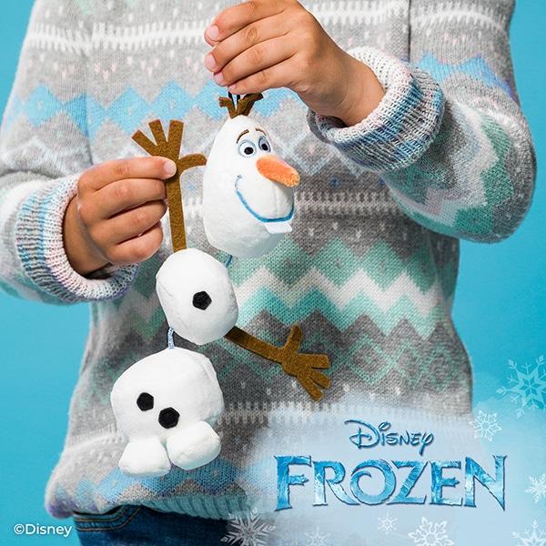 Olaf – Scentsy Buddy Clip in Olaf Warm Hugs 1