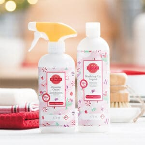 Perfect Peppermint Clean Bundle Styled