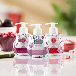 Scentsy Christmas 2021 Hand Soap 3 Pack