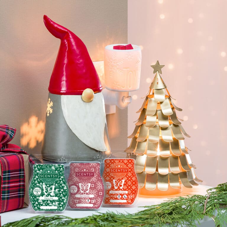 Scentsy 2021 Christmas Collection