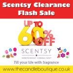 Scentsy UK Flash Sale September 2021