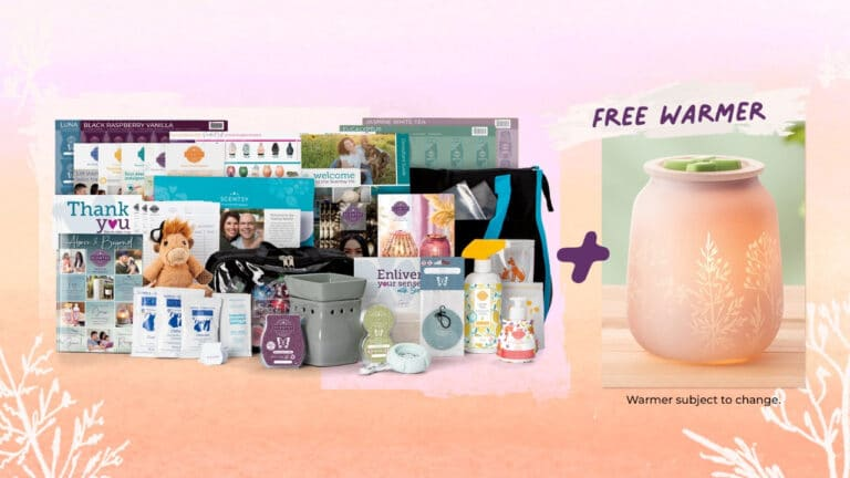 New Consultants who join in September get an extra warmer for free!