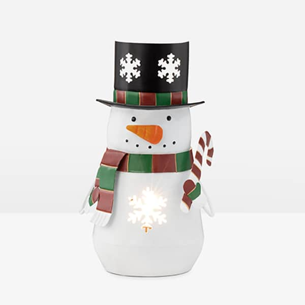 Snow Day Scentsy Warmer Real Life Image