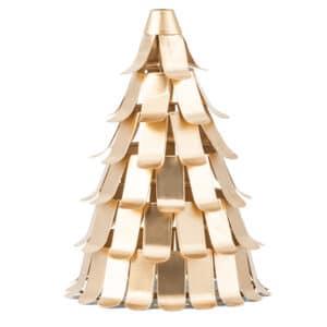 Treetops Glisten Premium Scentsy Diffuser Shade