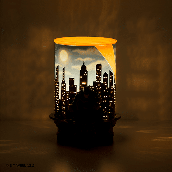 Batman™ – Scentsy Warmer Dark Setting