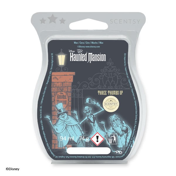 Disney The Haunted Mansion: Three Thumbs Up – Scentsy Bar