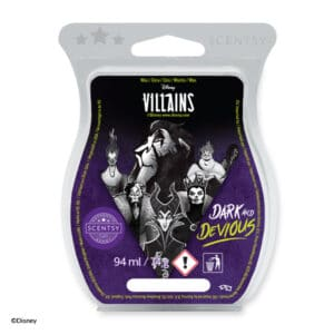Disney Villains Dark and Devious Scentsy Bar