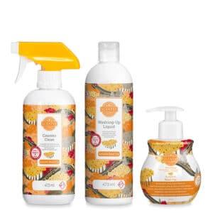 Scentsy Autumn Road Trip Clean & Hand Soap Bundle