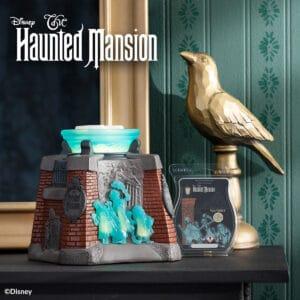 Scentsy The Haunted Mansion Warmer & Wax Bar