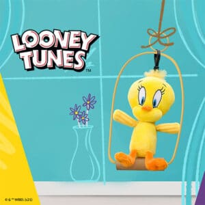 Tweety Bird™ – Scentsy Buddy Clip scented with Vanilla Bean Buttercream Styled